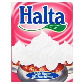 Halta UHT növényi alapú élelmiszer-készítmény cukrászati habok készítésére és felhasználására 200 ml