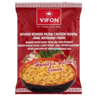Vifon marhahús ízesítésű instant tésztás leves 60 g