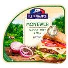 Ile de France Montaver Sliced Fat Semi-Hard Cheese 100 g