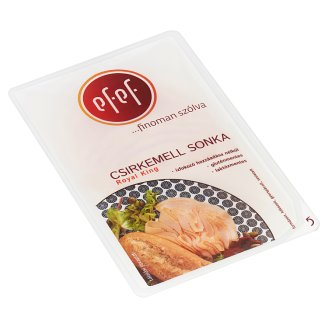 eFeF Royal King Sliced Chicken Breast Ham 100 g