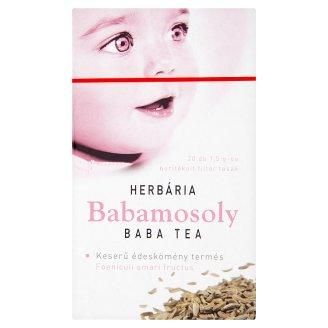 Herbária Babamosoly Baby Tea 20 Tea Bags 30 g