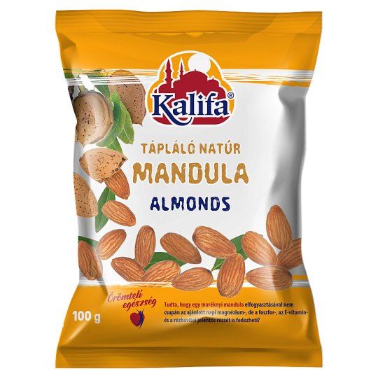 Kalifa Almonds 100 g