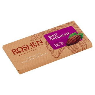 Roshen 78% Dark Chocolate 90 g
