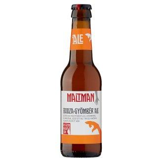 Maltman bodza-gyömbér ale 5,2% 0,25 l