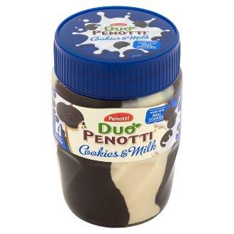 Duo Penotti Cookies & Milk Soft Milk-Cocoa Biscuit Cream from Biscuits 350 g
