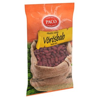 Paco Dry Red Beans 500 g