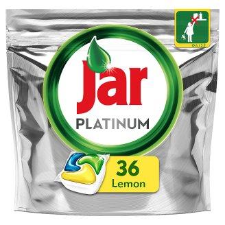 Jar Platinum Lemon Mosogatógép Kapszula 36 darabos kiszerelés
