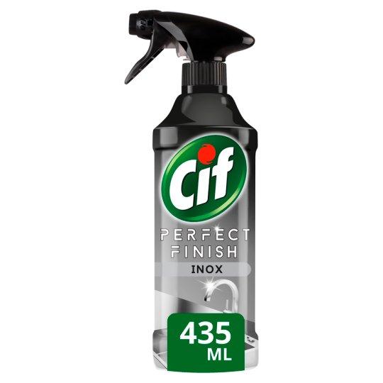 CIF Perfect Finish Inox Spray 3 x 435 ml