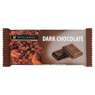 Ryelands Chocolates Dark Chocolate 100 g