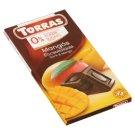 Torras mangós étcsokoládé édesítőszerrel 75 g