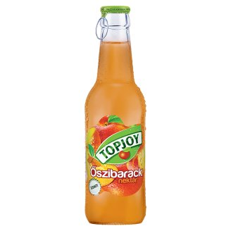 Topjoy Peach Nectar 250 ml