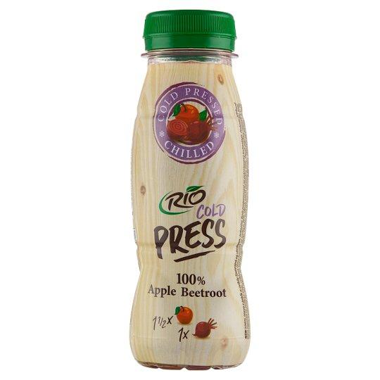 RIO FRESH 100% alma-cékla lé 200 ml