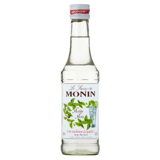 Monin Mojito Syrup for Cocktails 0,25 l