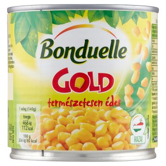 Bonduelle Gold Sweetcorn 340 g