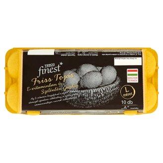 Tesco Finest friss tojás L 10 db