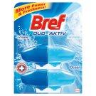 Bref Duo Aktiv Ocean toalett frissítő óceán illattal 2 x 50 ml