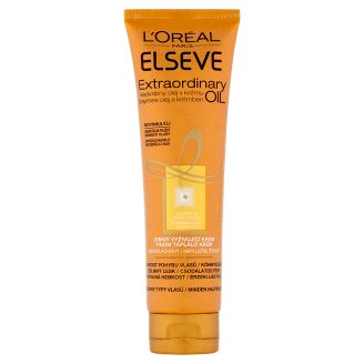L'Oréal Paris Elseve Extraordinary Oil Gentle Nourishing Cream for All Hair Types 150 ml
