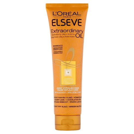 L'Oréal Paris Elseve Extraordinary Oil Gentle Nourishing Cream for All Hair Types 150 ml