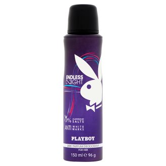 Playboy Endless Night női dezodor 150 ml