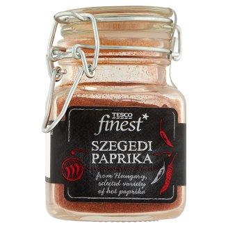 Tesco Finest I. Class Mild Sweet, Hot Ground Szegedi Paprika 40 g