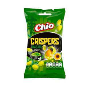 Chio Crispers Coated Peanuts with Wasabi Flavour 60 g
