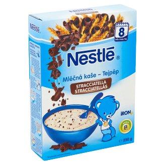 Nestlé stracciatellás tejpép 8 hónapos kortól 250 g