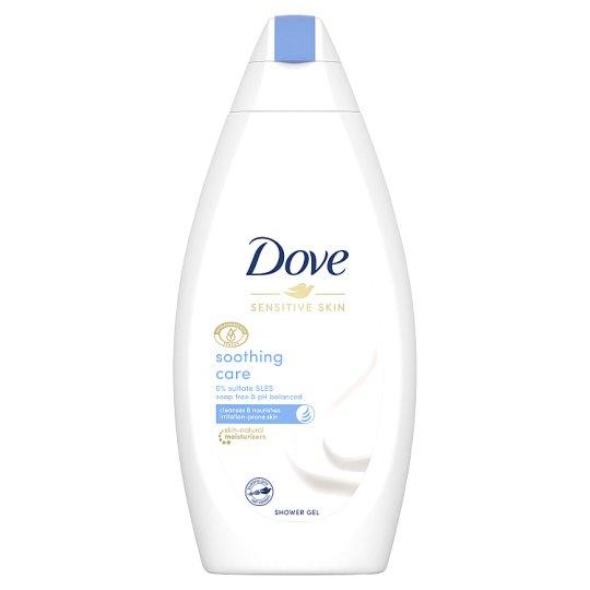 Dove Sensitive Skin micellás tusfürdő 500 ml