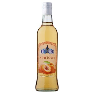 Pure Star Apricot Liqueur 30% 500 ml