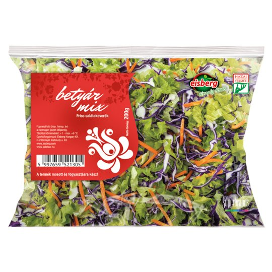 Eisberg Betyár Mix Fresh Salad Mix 200 g