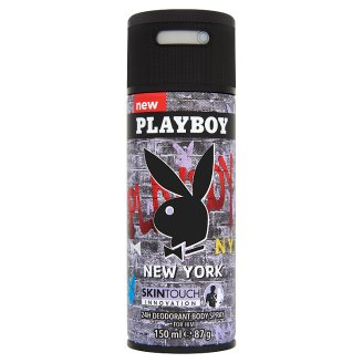 Playboy New York dezodor 150 ml