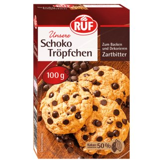 RUF Chocolate Drops 100 g