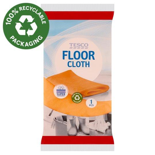Tesco Floor Cloth 48 cm x 60 cm