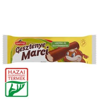 Maroni Gesztenye Marci laktóz- és gluténmentes natúr gesztenyerúd 30 g