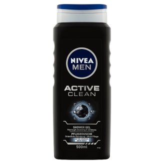 NIVEA MEN Active Clean tusfürdő 500 ml