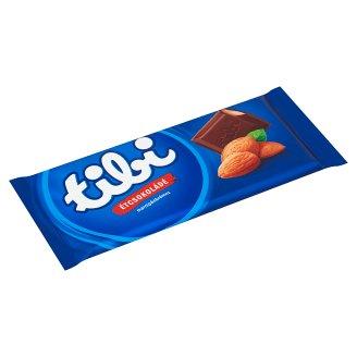 Tibi Dark Chocolate with Marzipan Cream 90 g