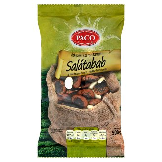 Paco étkezési száraz kevert salátabab 500 g