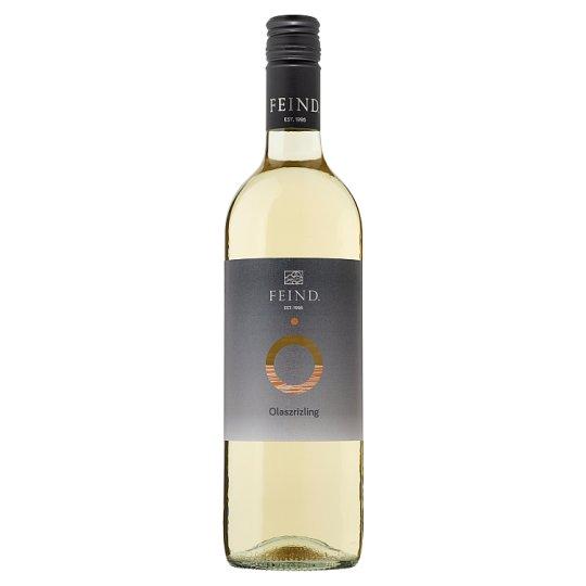 Feind Olaszrizling száraz fehérbor 13,5% 750 ml