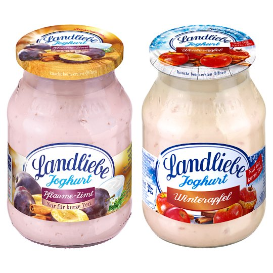 Landliebe Flavoured Yoghurt with Live Cultures 500 g