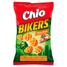 Chio Bikers Pizza Flavoured Corn Snacks 80 g