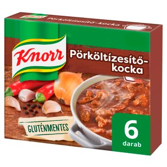 Knorr Stew Stock Cube 6 pcs 60 g