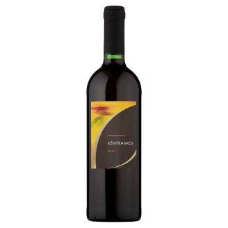 Weinhaus Duna-Tisza közi Kékfrankos félédes vörösbor 10,5% 750 ml