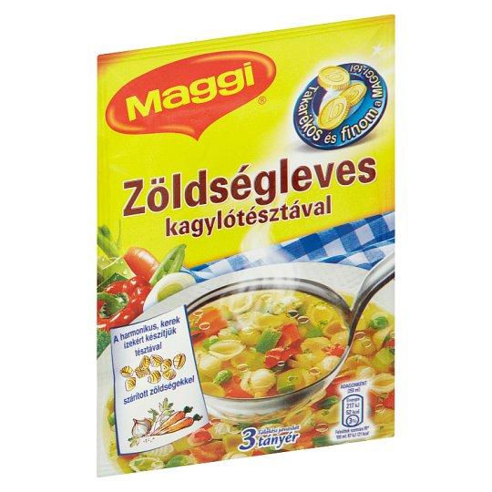 Maggi Zöldségleves kagylótésztával 46 g