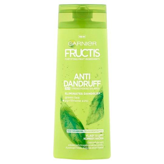 Garnier Fructis Anti-Dandruff 2in1 Strengthening Shampoo 250 ml