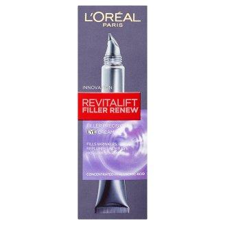 L'Oréal Paris Revitalift Filler Renew Filler Precision Eye Cream 15 ml