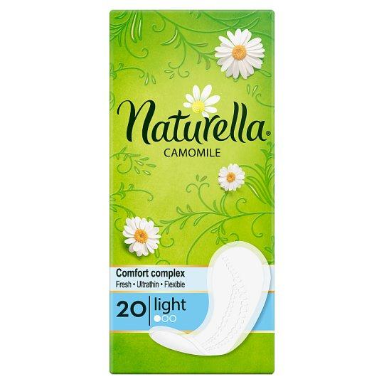 Naturella Normal Camomile Tisztasági Betét, 20 db