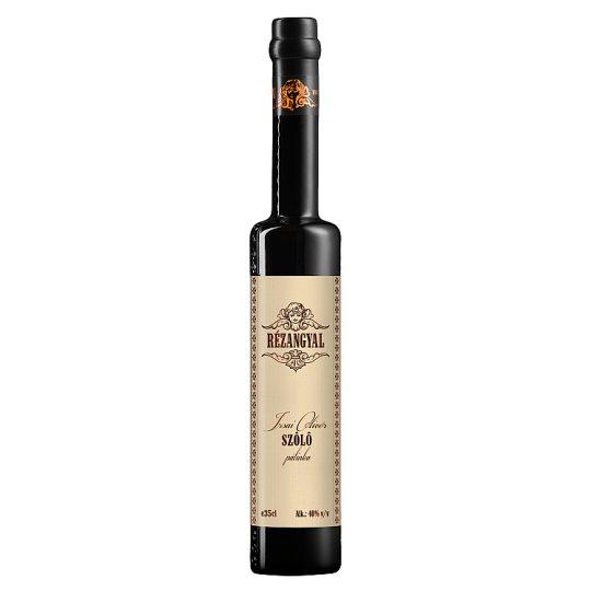 Rézangyal Irsai Olivér szőlőpálinka 40% 35 cl