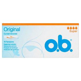 o.b. Original Super Tampons 16 pcs