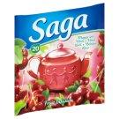 Saga Sour Cherry Fruit Tea 20 Tea Bags