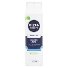NIVEA MEN Sensitive Shaving Gel 200 ml