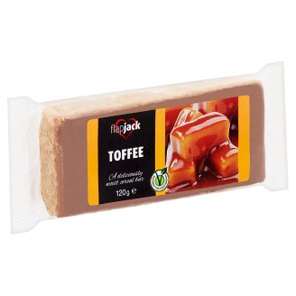 FlapJack Toffee Oat Bar 120 g